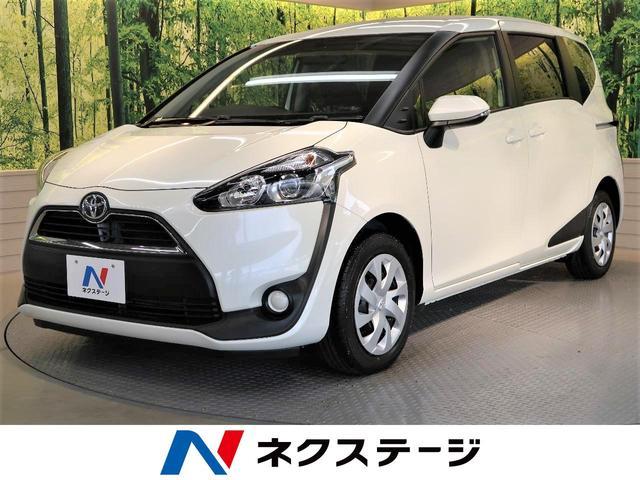 シエンタ(トヨタ)X Vパッケージ 中古車画像