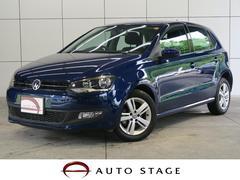 VW ポロアクティブ ブルーモーションテクノロジー 純正ナビ フルセグ