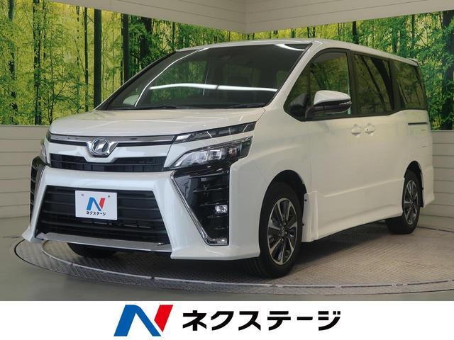 トヨタ ZS 新車未登録 両側パワスラ セーフティセンス