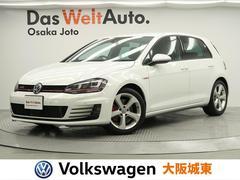 VW ゴルフGTIベースグレード ACC・衝突被害軽減システム