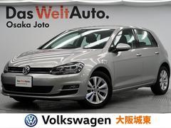 VW ゴルフTSIコンフォートラインブルーモーション 純正ナビ/フルセグ