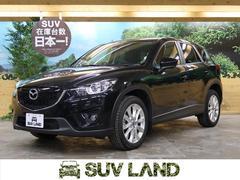 CX−5XD Lパッケージ 4WD 黒革 純正SDナビ フルセグ