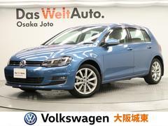 VW ゴルフTSIハイラインブルーモーションテクノロジー 純ナビ・ACC