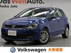VW ポロTSIコンフォートライン 認定中古車、ABS、ESC