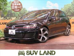 VW ゴルフGTIベースグレード 純正SDナビ フルセグTV レーダークルーズ