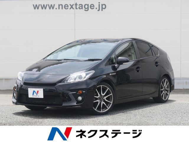 トヨタ Sツーリングセレクション・G's 社外SDナビ フルセグ