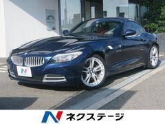 BMW Z4sDrive35i 赤革シート 純正HDDナビ フルセグTV