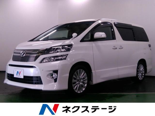 トヨタ 2.4Z 社外9型SDナビ フリップダウンモニター