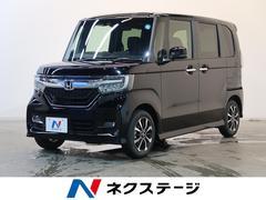N BOXカスタムG・Lホンダセンシング 届出済未使用車
