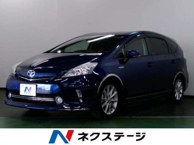 トヨタ Sツーリングセレクション 社外HDDナビ 純正フルエアロ