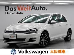 VW ゴルフTSIハイライン コネクト 認定中古車・純正ナビ