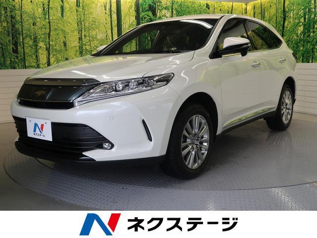 トヨタ プレミアム 新車未登録 セーフティセンス 純正18AW