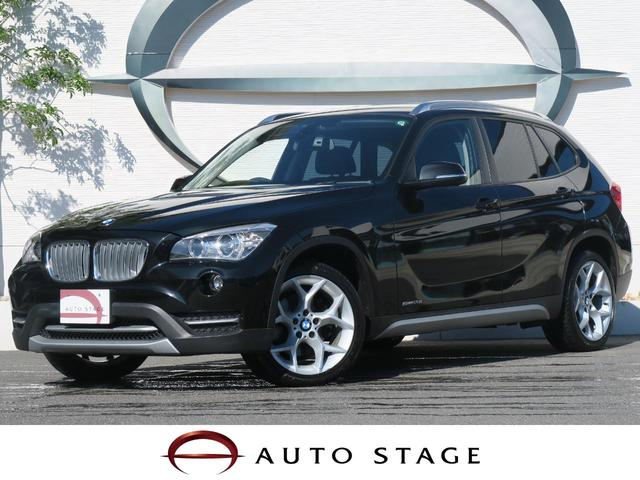 BMW sDrive 20i xライン 純正HDDナビ 黒革シート