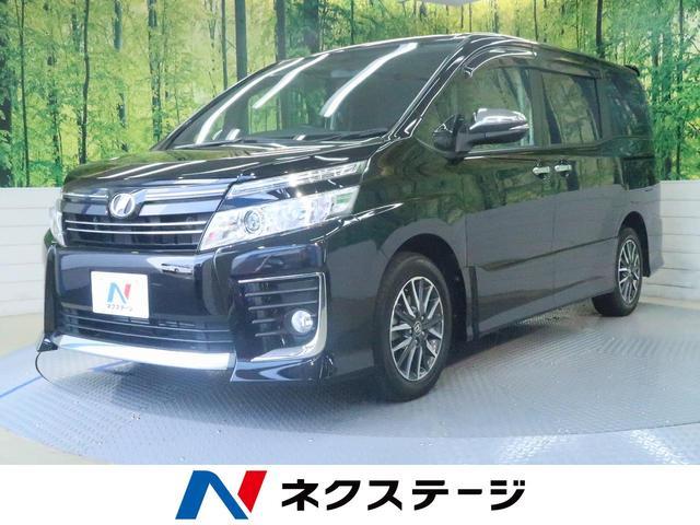 トヨタ ZS 煌 両側電動ドア SDナビ 後席モニター LEDヘッド