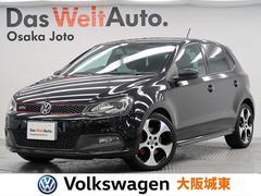 VW ポロGTI 純正ナビ・フルセグTV・純正17AW・キセノンライト