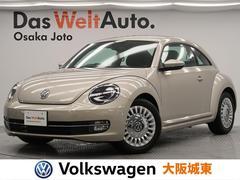 VW ザ・ビートルOwn Beetle オーダー車両 赤シート ボディ色内装