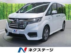 ステップワゴンスパーダスパーダハイブリッド G・EX ホンダセンシング 9型ナビ