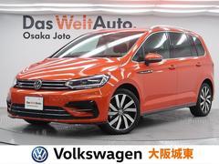 VW ゴルフトゥーランTSI Rライン 認定中古車・純正ナビ/地デジ