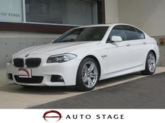 BMW528i Mスポーツパッケージ サンルーフ 純正OP19AW