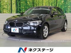 BMW116i スポーツ 純正ナビ ETC HID スマートキー