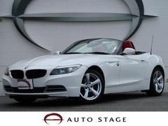 BMW Z4sDrive20i ハイラインPKG 純正HDDナビ 赤革S