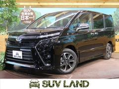 ヴォクシーZS 煌 新車未登録 7人乗 プリクラッシュ LEDヘッド
