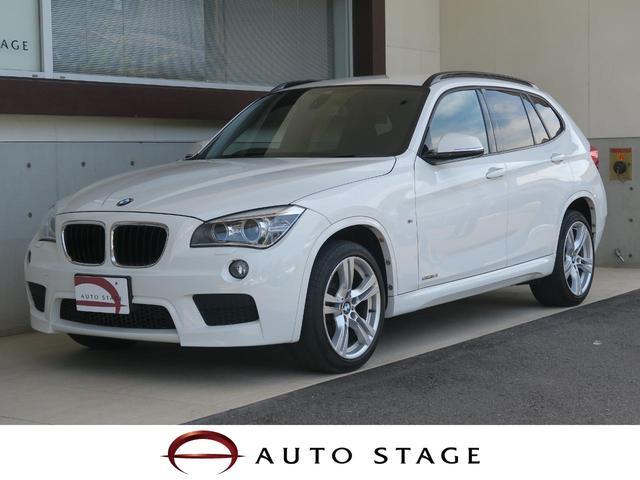 BMW sDrive 18i Mスポーツ 1オーナー 禁煙 純ナビ