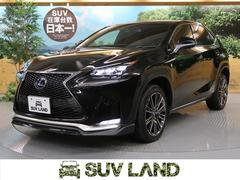 NX NX300h Fスポーツ 4WD 寒冷地仕様 赤革シート