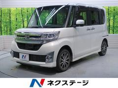 タントカスタムX トップエディションSAII 純正SDナビ