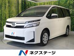 ヴォクシーX 新車未登録 両側電動ドア LEDヘッド