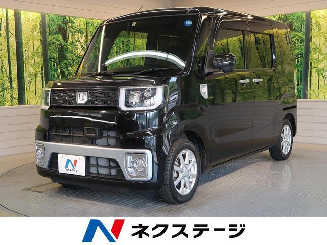 ダイハツ X SA 4WD ターボ車 純正8型ナビ スマートキー