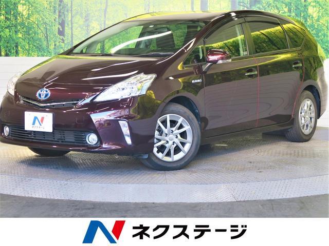 トヨタ S チューン ブラック 社外SDナビ
