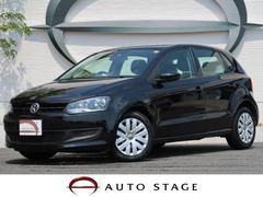 VW ポロTSIコンフォートラインブルーモーションテクノロジー 地デジ