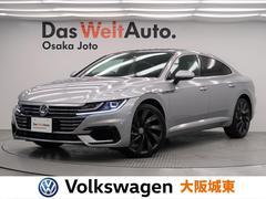 VW アルテオンRライン 4モーションアドバンス 認定中古車・純正ナビ/TV