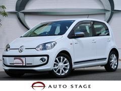 VW アップ!ジーンズ アップ! 限定300台車輌 自社買取り 社外ナビ