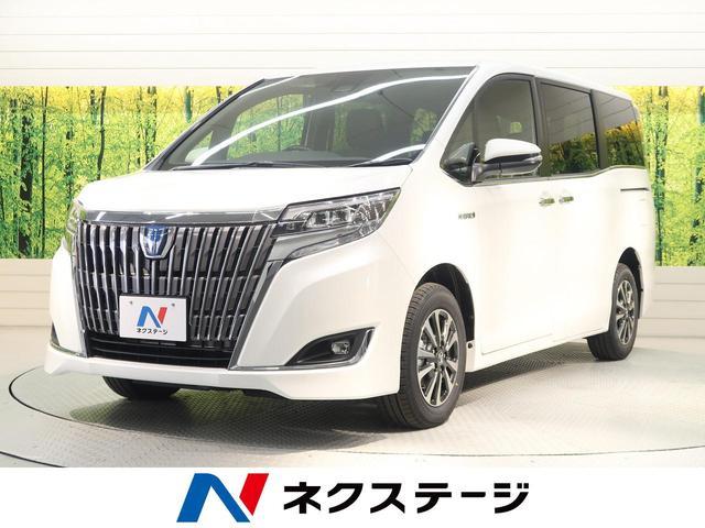 トヨタ ハイブリッドGi プレミアムパッケージ 新車未登録