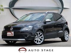 VW ポロクロスポロ フルセグ アダプティブクルーズ HID 1オーナ