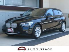 BMW116i スタイル 純正ナビ プラスPKG リアカメラ 禁煙