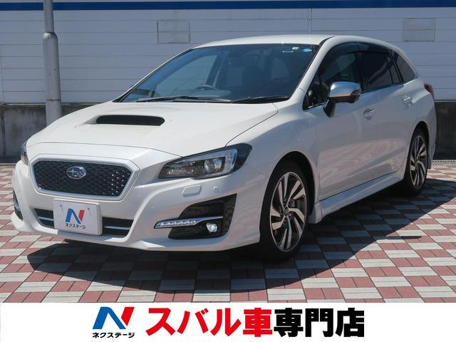 スバル 1.6GT-Sアイサイト セーフティプラス・純正SDナビ