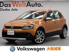 VW ポロクロスポロ 追突軽減ブレーキ・ACC・リアカメラ・オートAC
