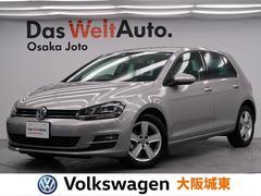 VW ゴルフTSIコンフォートラインブルーモーションテクノロジー 認定