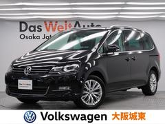 VW シャランTSI ハイラインBMT 純正ナビ・Bモニター・キーフリー