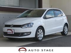 VW ポロTSIハイライン 禁煙車 ナビ フルセグ パーキングセンサー