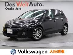 VW ゴルフTSIコンフォートライン 1オーナー・メモリナビ・地デジ