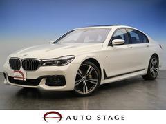 BMW740i Mスポーツ EXCナッパレザー サンルーフ HUD