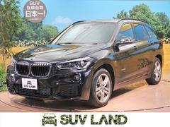 BMW X1xDrive 18d Mスポーツ 純正HDDナビ ETC