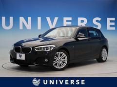 BMW118i Mスポーツ HDDナビ バックカメラ ETC