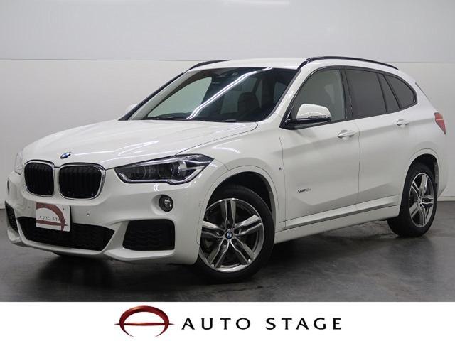 BMW xDrive 18d Mスポーツ 純正ナビ 4WD 禁煙車