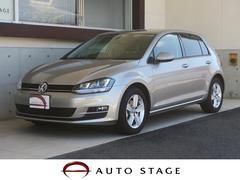 VW ゴルフTSIコンフォートラインプレミアムエディション 特別仕様車