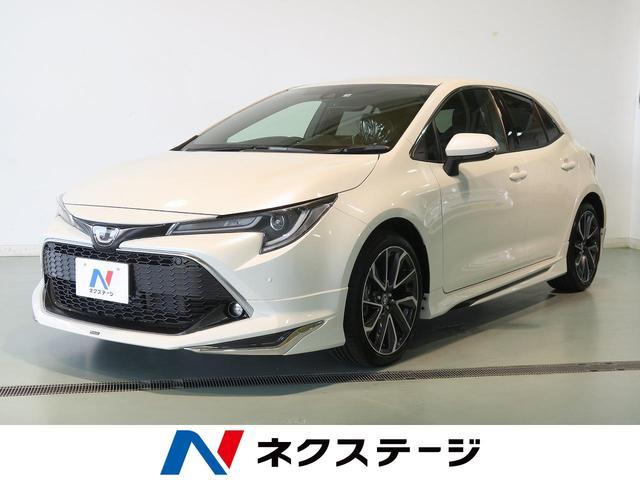 カローラスポーツ(トヨタ)G Z 中古車画像